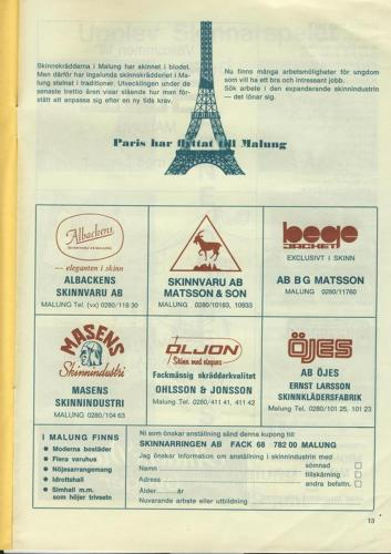 Skinnarspelsprogram 1970_03
