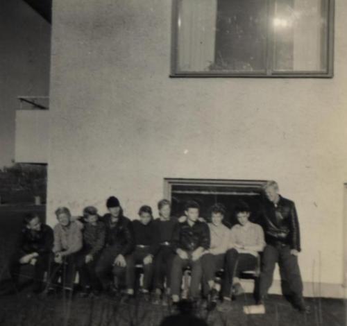 Skinnskolan 1957-58 bild 01