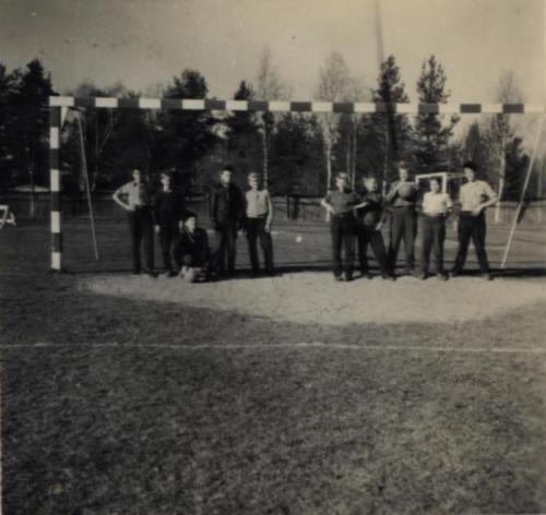 Skinnskolan 1957-58 bild 02