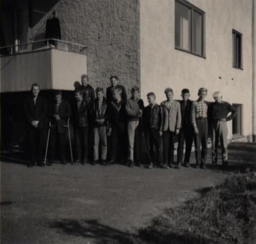 Skinnskolan 1958-59 dubblett