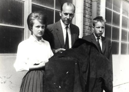 Skinnskolan 1960-61