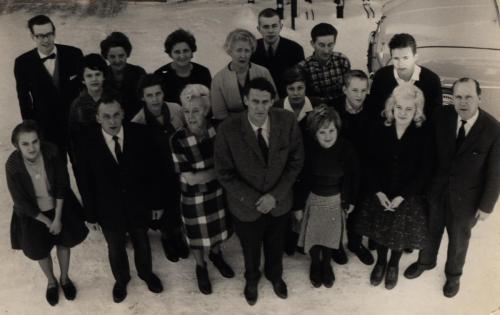 Skinnskolan 1963 bild2