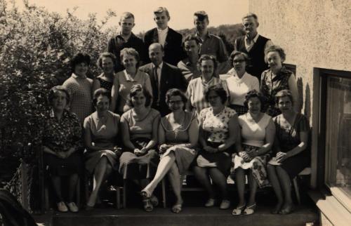 Skinnskolan 1963