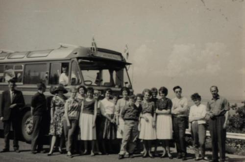 Skolresa Köpenhamn 1961 Bild02