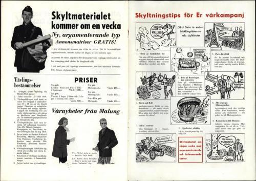 Tidningen Nytt i skinn 1959 blad 06