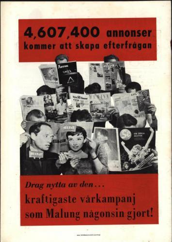 Tidningen Nytt i skinn 1959 blad 07
