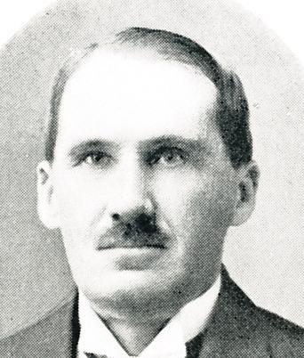B E Persson f1874 Fabrikör