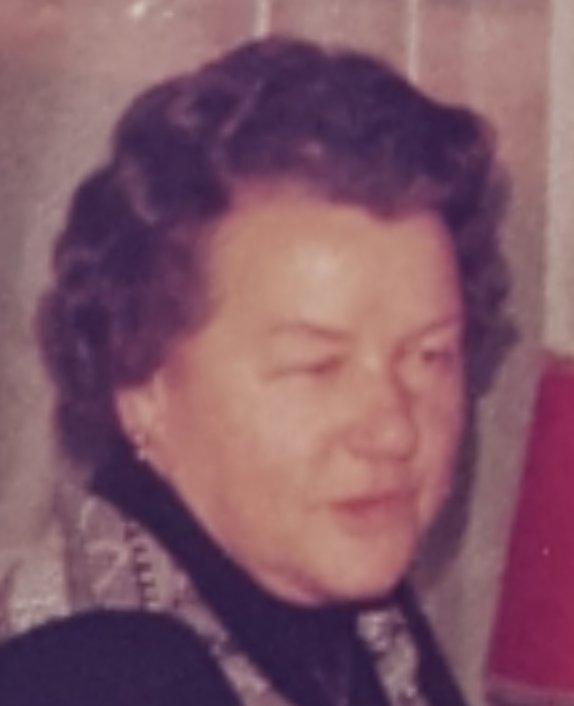 Vega Skytt född 1920