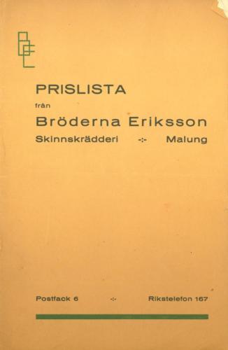 Breson prislista 01