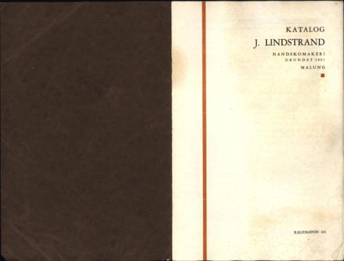 1932 Lindstrands skor 02 (Edvardsson)