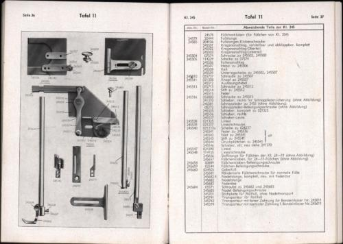 Symaskinsinstruktion 20