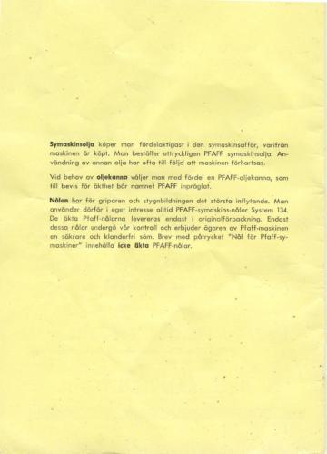 PFAFF sid02