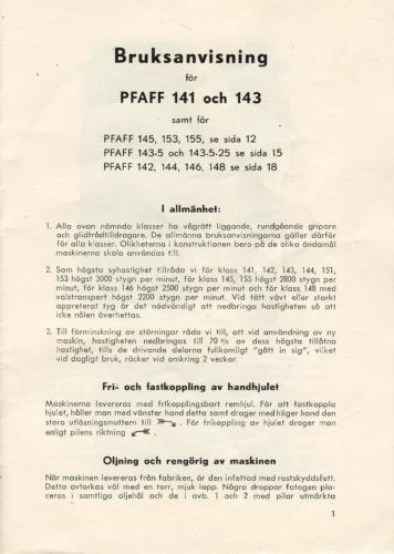 PFAFF sid03