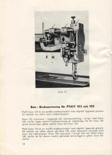 PFAFF sid16