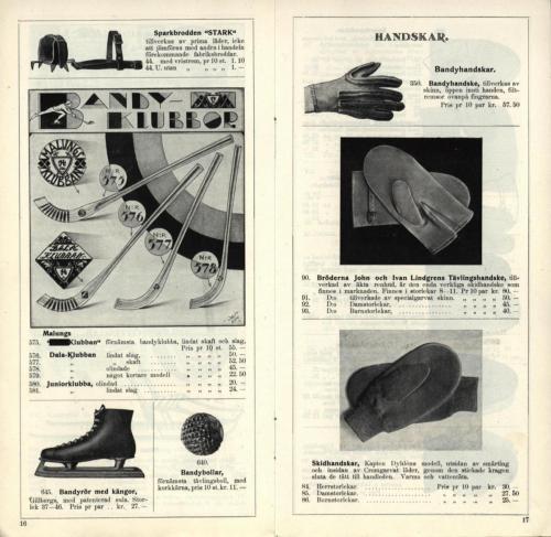 1931 JOFA katalog 10