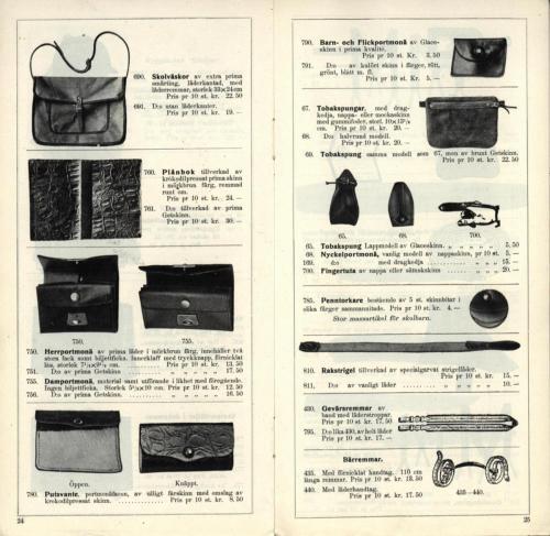 1931 JOFA katalog 14