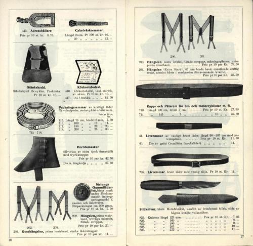 1931 JOFA katalog 15