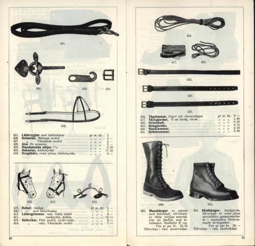 1931 JOFA katalog 17