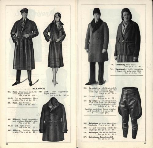 1931 JOFA katalog 20