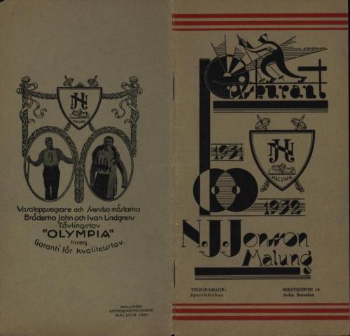 1931 JOFA katalog 23