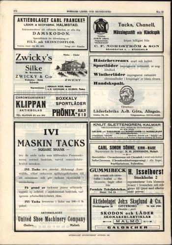 1933 Sverigesladerochskoindustri 26