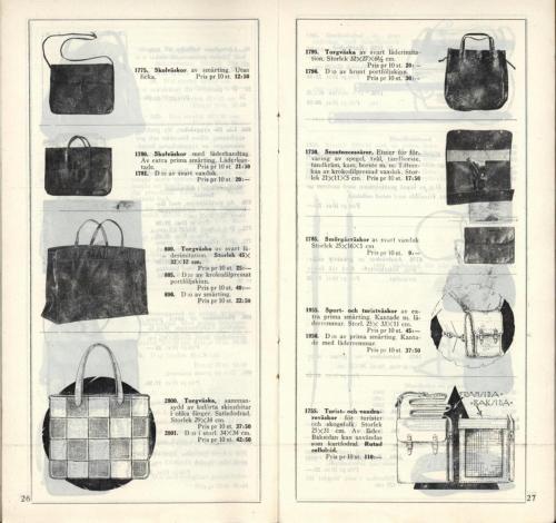 1935 JOFA katalog 15