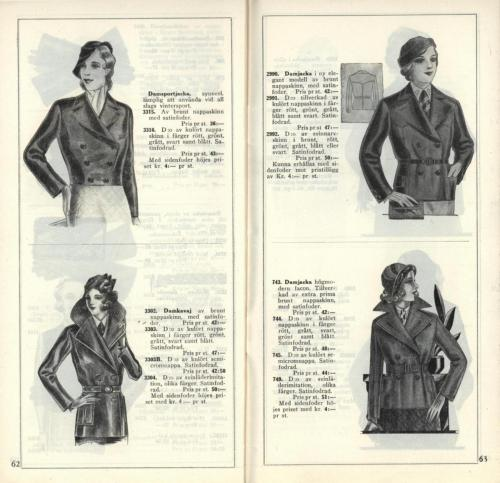 1935 JOFA katalog 33