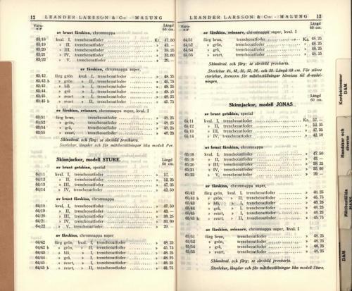 1936 LL prislista08