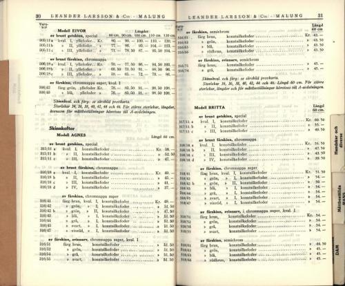 1936 LL prislista17