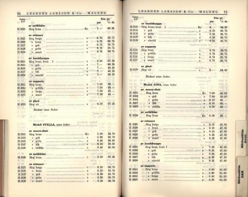 1936 LL prislista37