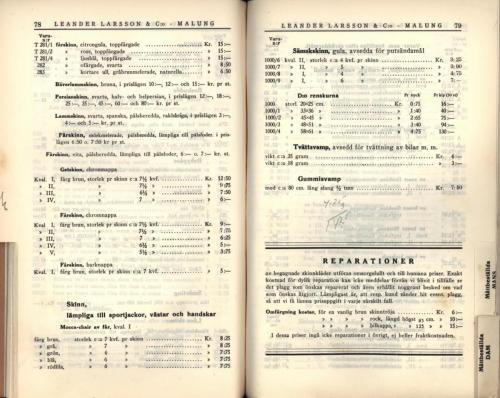 1936 LL prislista41