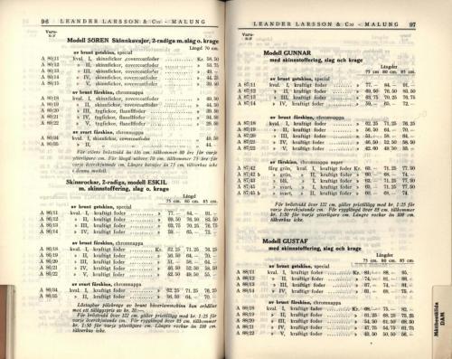 1936 LL prislista50