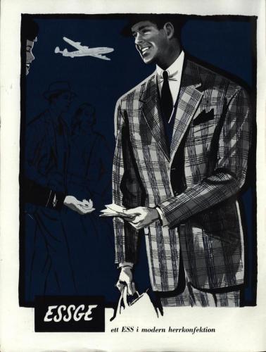 1955 Herrbeklädnadsbranschen sid 298