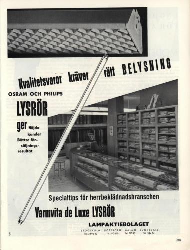1955 Herrbeklädnadsbranschen sid 307