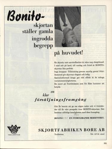1955 Herrbeklädnadsbranschen sid 311