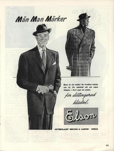 1955 Herrbeklädnadsbranschen sid 319
