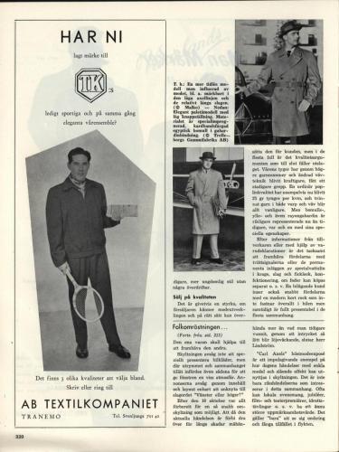 1955 Herrbeklädnadsbranschen sid 320