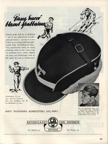 1955 Herrbeklädnadsbranschen sid 321