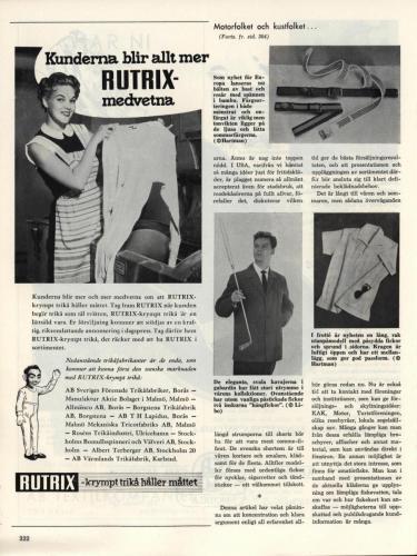 1955 Herrbeklädnadsbranschen sid 322