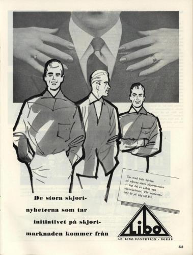 1955 Herrbeklädnadsbranschen sid 323