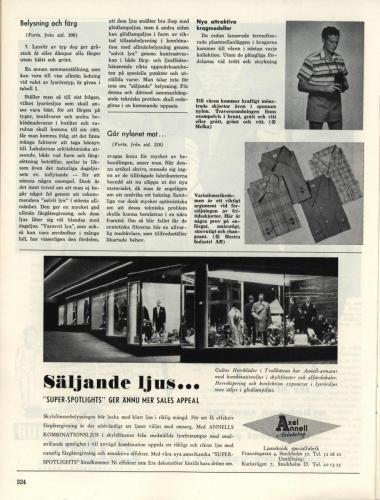 1955 Herrbeklädnadsbranschen sid 324
