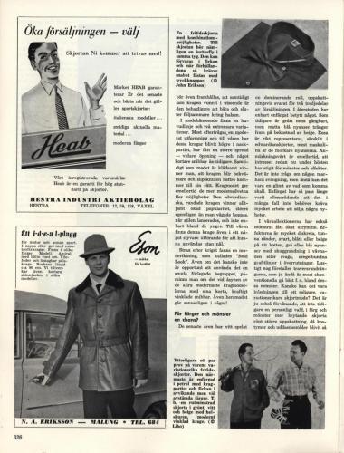 1955 Herrbeklädnadsbranschen sid 326
