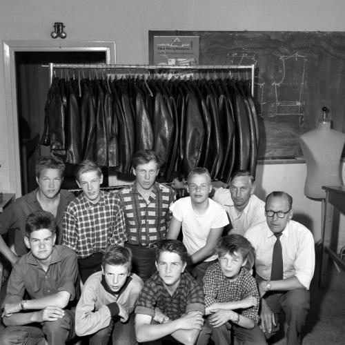 1960 juni 6 Skinnarskolan_01