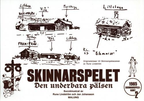 1985 skinnarspel