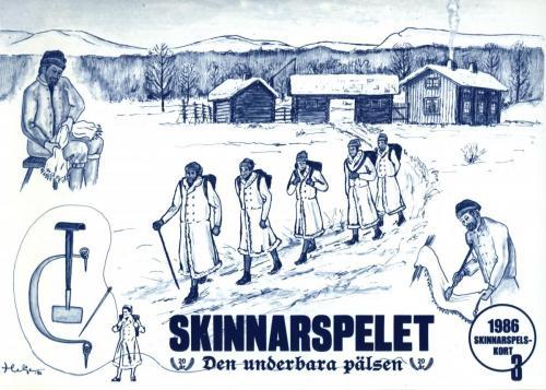 1986 skinnarspel