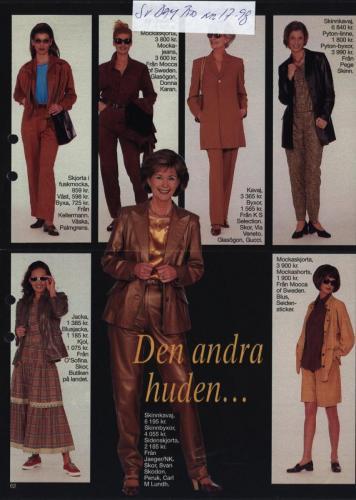 1998 Svensk Damtidning