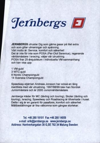 Jernbergs