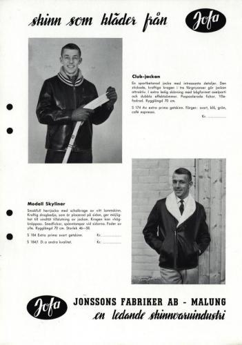 Jonssons fabriiker katalog 16