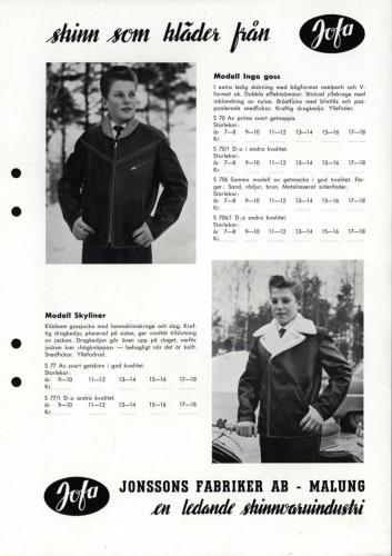 Jonssons fabriiker katalog 19