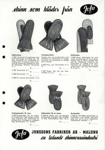 Jonssons fabriiker katalog 25